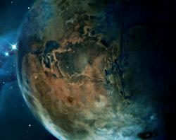 Butcher Bay Planet