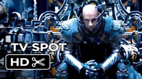 Riddick International TV SPOT 2 (2013) - Vin Diesel Sci-Fi Movie HD