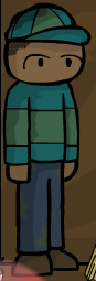 Janitor (Riddle School 2)