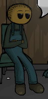 Janitor (Riddle School 3)