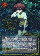Akuma no Riddle SiegKrone Gree Card Set (15) (Holographic)