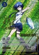 Akuma no Riddle SiegKrone Gree Card Set (74) (Holographic)