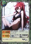 Akuma no Riddle SiegKrone Gree Card Set (29)