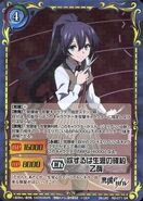 Akuma no Riddle SiegKrone Gree Card Set (71)