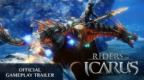 Riders of Icarus Official Gameplay Trailer