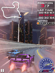 Ridge Racer Drift ingame