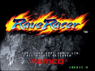 Rave racer