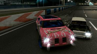 Monstrous driver model