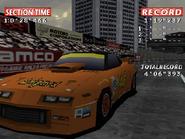 Rage Racer Acceron C5