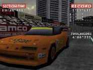 Rage Racer Acceron C4