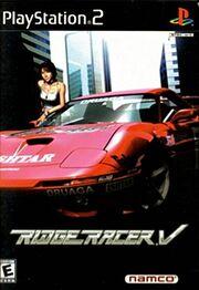 Ridge Racer V by Fel1230
