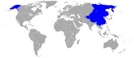 Location of China (Seiga Koku)