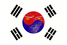 Korean StarCraft Flag