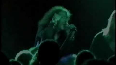 Bobby Liebling of Pentagram -- Live at S.H.o.D