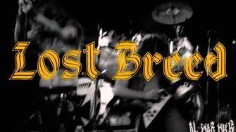 LOST BREED - False Glory