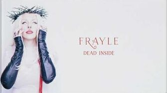 Frayle Dead Inside Godless 7 inch