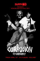 Roadburn 2011 - Corrosion of Conformity