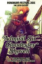 Roadburn 2015 - Admiral Sir Cloudesley Shovell - Afterburner
