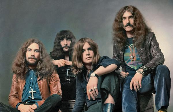 Led Zeppelin/Black Sabbath i metallisert versjon, tekster og vokal inspirert av.