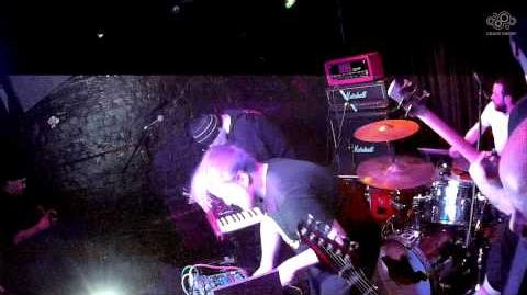 Space Witch - Live at The Facemelter, London (May 2015)