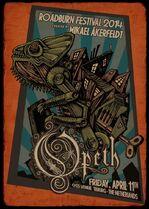 Roadburn 2014 - Opeth
