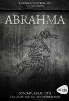 Roadburn 2015 - Abrahma