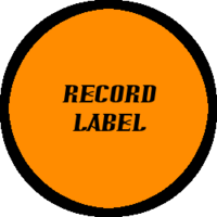 Record Label Button