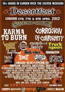 DesertFest London 2012