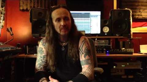 Modern metal music producer Billy Anderson