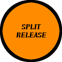 Split Release Button