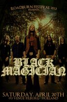 Roadburn 2013 - Black Magician