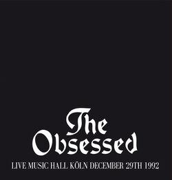 Live Music Hall Koln December 29 1992