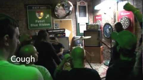 Cough at Boomslang 2011