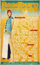 Roadburn 2009 - Main Poster