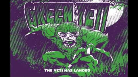 Green Yeti - The Yeti Has Landed (2016) (New Full Album)