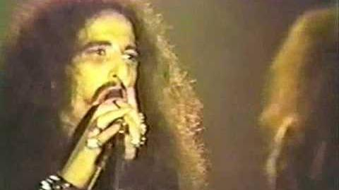 9 19 - Death Row (Pentagram) - Drive Me To The Grave - Live in Virginia 1983