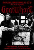 Roadburn 2015 - Goatwhore