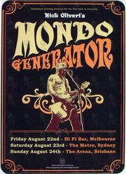 Australian Tour 2008