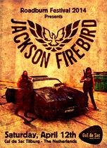 Roadburn 2014 - Jackson Firebird