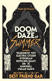 Doom Daze of Summer