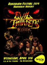 Roadburn 2014 - Hard Rock Hideout - Evil Invaders