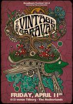 Roadburn 2014 - The Vintage Caravan - Friday