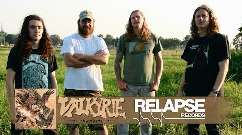 """VALKYRIE - """"Mountain Stomp"""" (Official Track)"""