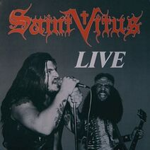 Saint Vitus Live Hellhound