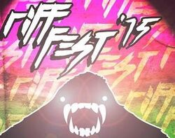 Riff Fest '15 Logo