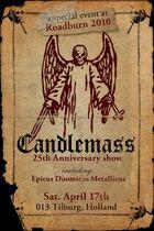 Roadburn 2010 - Candlemass