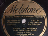 Minnie The Moocher / Reefer Man