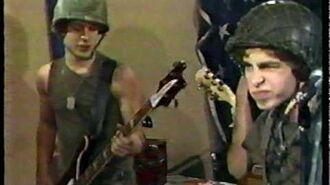 "Shrapnel ""Combat Love"" Nov. 1980 on Cable TV"