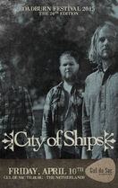 Roadburn 2015 - City of Ships