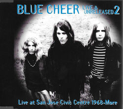 Blue Cheer Live and Unreleased 2